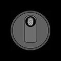 Biometrische vingerafduk slot
